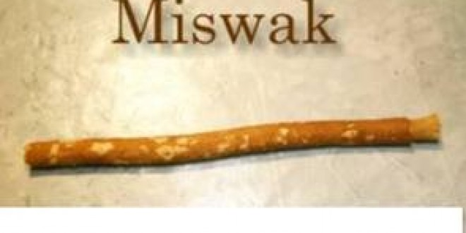 মিসওয়াকের ধর্মীয় এবং বৈজ্ঞানিক গুরুত্ব সমুহ